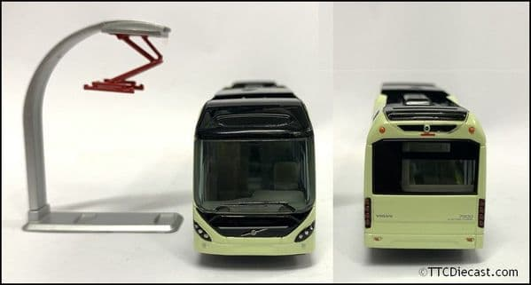 Motorart  300059 Volvo 7900 Electric Hybrid bus - 1/87 Scale